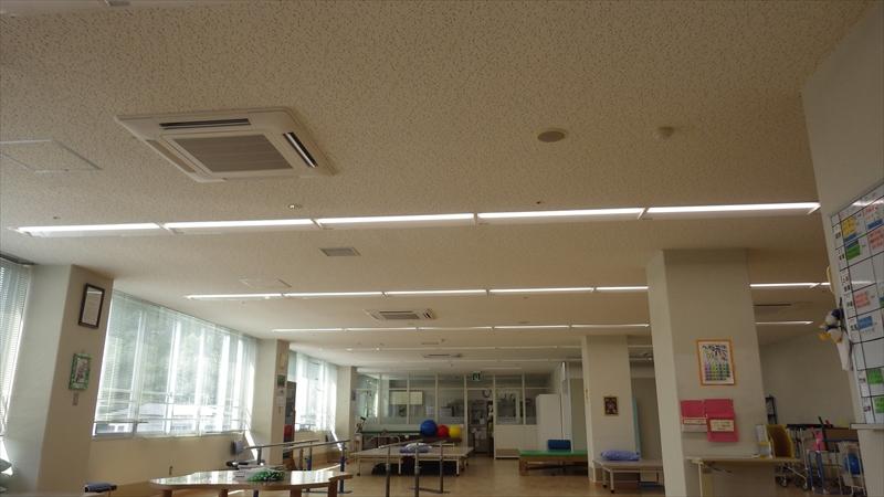 城東病院(電気)